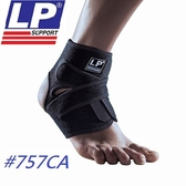 [ LP 美國頂級護具 ] LP 757CA 透氣式調整型護踝 (1入)