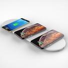 蘋果手錶耳機無線快充 手機無缐充三合一 無線充電器 三合一無缐充電手支架 15W充電支架