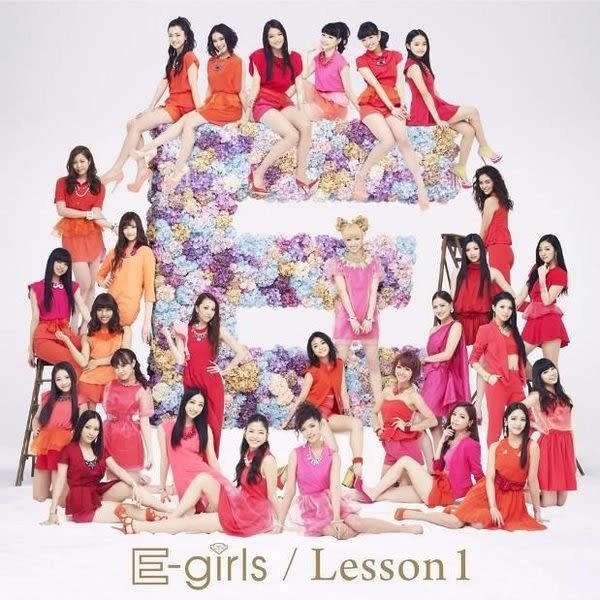 E-girls 第1輯 Lesson 1   CD附DVD (購潮8)