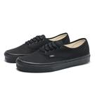 VANS 休閒鞋 AUTHENTIC 全黑 經典款 滑板鞋 帆布鞋 男女 (布魯克林) VN000EE3BKA
