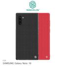 NILLKIN SAMSUNG Galaxy Note 10 優尼保護殼 軟邊硬殼 耐磨防刮 防滑 手機套 保護套