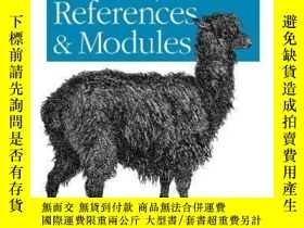 二手書博民逛書店Learning罕見Perl Objects, References, And ModulesY256260
