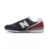 New Balance 女款藍紅復古經典復刻鞋-NO.WL996BA