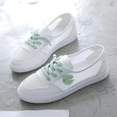 小白鞋小白鞋女鞋子新款夏季百搭運動網面透氣小雛菊板鞋潮鞋【凱斯盾】