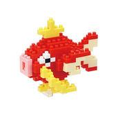 《 Nano Block 迷你積木 》【 神奇寶貝 系列 】NBPM-035 鯉魚王╭★ JOYBUS玩具百貨