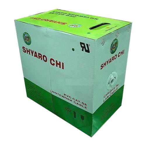 SHYARO CHI CAT. 5e UTP網路線 整箱裝 100M