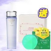 買1送2  SHISEIDO資生堂 REVITAL 莉薇特麗 全效化妝水 130ml(滋潤型II) 送化妝棉  [ IRiS 愛戀詩 ]