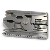 戶外組合螺絲刀工具鉗子瑞士折疊鑰匙扣隨身【步行者戶外生活館】
