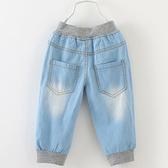 ※現貨 Billgo【M141123】小馬牛仔七分褲  3-10歲