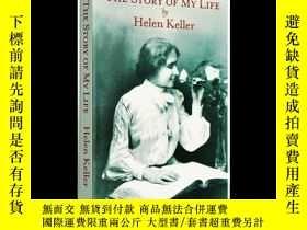 二手書博民逛書店我的人生故事罕見我的生活 英文原版The Story Of My Life海倫凱勒自傳Helen Keller勵誌