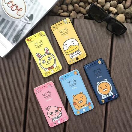 【SZ25】 iPhone 7/8鋼化膜 卡考家族玻璃膜 iPhone7/8 plus  iPhone6s plus 鋼化膜