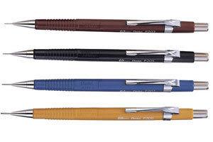 Pentel P200系列0.5mm自動鉛筆