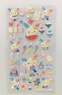 【震撼精品百貨】U-Sa-Ha-Na_花小兔~三麗鷗花兔子貼紙-西瓜#45522