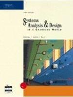 二手書博民逛書店《Systems Analysis and Design》 R2
