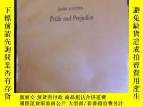 二手書博民逛書店JANE罕見AUSTEN Pride and Prejudice
