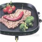 免運【用昕】點秋香韓式烤肉盤 (寬36高5.5深33.5CM)~不沾黏/自動排油 (1件1入)