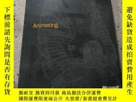 二手書博民逛書店罕見Animating:動畫(外文)Y212829