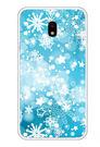 ♥ 俏魔女美人館 ♥ {雪花} Samsung Galaxy J4-防摔空壓軟殼 手機殼 手機套 保護殼 保護套