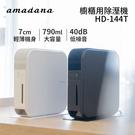 【天天限時】AMADANA 日本 櫥櫃用除溼機 HD-144T