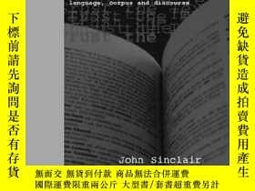 二手書博民逛書店Trust罕見The Text: Language, Corpu
