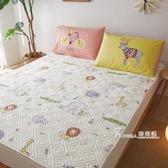 全棉床墊軟墊夏天床褥子墊被防滑墊子雙人家用薄款夏季透氣保護墊 Korea時尚記