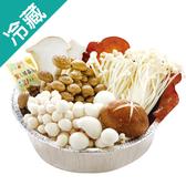 鮮採綜合菇菌組500g/盒【愛買冷藏】