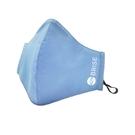 BRISE 抗霾抗敏布織口罩 1入 水藍色