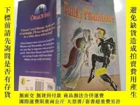 二手書博民逛書店funky罕見phantoms 時髦的幽靈Y200392