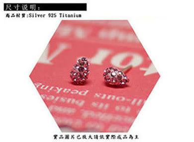 ╭☆ Silver shop ☆╯純銀 S925 耳環[ se 027 ]