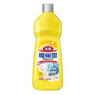 魔術靈 浴室清潔劑 經濟瓶(檸檬香) 500ml/瓶