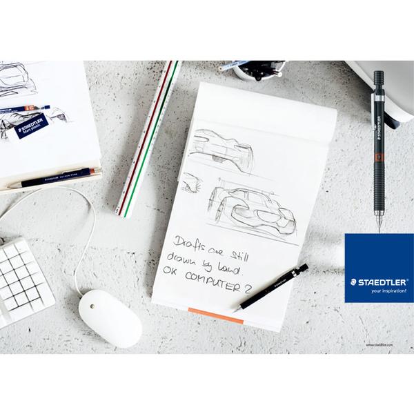 施德樓 MS925 精準型繪圖自動鉛筆 2.0mm