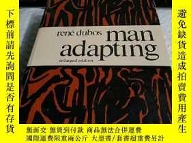 二手書博民逛書店Man罕見Adapting: With A New Chapte