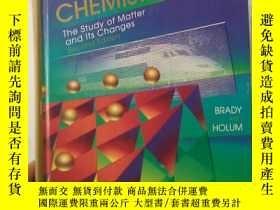 二手書博民逛書店CHEMISTRY罕見The Study of Matter a