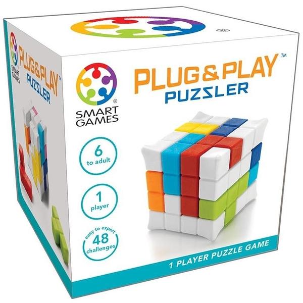 迷你方塊密碼 Plug & Play Puzzler