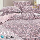 60支天絲床包兩用被四件式 雙人5x6.2尺 未知彼岸 100%頂級天絲 萊賽爾 附正天絲吊牌 BEST寢飾