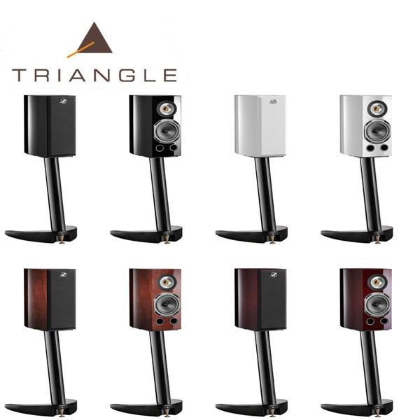 【竹北音響勝豐群】Triangle Magellan  Duetto  麥哲倫  書架型喇叭黑色 (Alpha/Comete/Concerto)