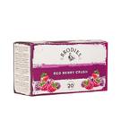 金時代書香咖啡 Brodies 蘇格蘭茶 風味茶包 綜合莓果 Red Berry Crush