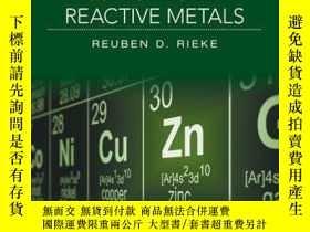 二手書博民逛書店Chemical罕見Synthesis Using Highly Reactive MetalsY410016