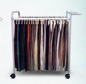 衣櫃褲子收納多層褲架絲巾架家用【聚寶屋】