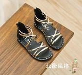 兒童涼鞋女童涼鞋新品正韓夏季兒童女羅馬涼鞋中大童涼鞋女孩公主鞋子 耶誕交換禮物