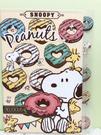【震撼精品百貨】史奴比Peanuts Snoopy ~SNOOPY 5P文件夾-甜甜圈#82601