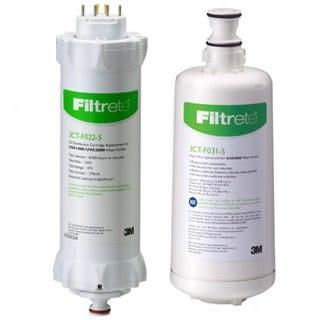 3M UVA3000 紫外線殺菌淨水器活性碳濾心3CT-F031-5+紫外線殺菌燈匣3CT-F022-5《最新公司貨》