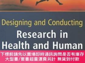 二手書博民逛書店預訂Designing罕見And Conducting Research In Health And Human