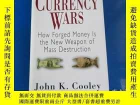 二手書博民逛書店currency罕見wars 全英文 貨幣戰爭Y172244 出版2008