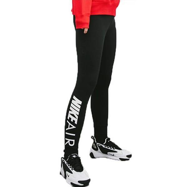 ★現貨在庫★ NIKE NSW AIR LOGO 女裝 長褲 休閒 緊身 內搭 束褲 黑【運動世界】AR3504-010