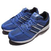 【六折特賣】adidas 慢跑鞋 Mana RC Bounce M 藍 白 輕量網布透氣 運動鞋 男鞋【PUMP306】 B72975