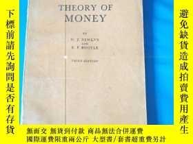 二手書博民逛書店Theory罕見of Money ( third edition )Y369774 W . T . Newly