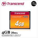 創見 Transcend CF 4G 4GB 133X 20Mb/s 記憶卡 公司貨 TS4GCF133 ★可刷卡★ 薪創數位