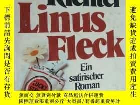 二手書博民逛書店lINUS罕見FLECK 德文原版 大32開Y164736 Hans Werner Richter nymph