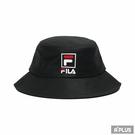 FILA 寬帽簷漁夫帽-HTV1203B...
